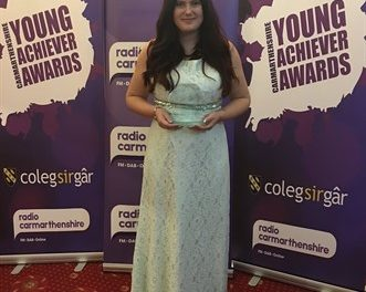 YOUNG VOLUNTEER OF THE YEAR