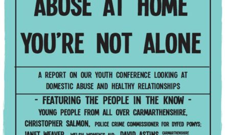 Abuse At Home, You're Not Alone!