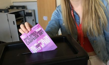 UKYP 2019 AMBER ON HER WAY TO LONDON